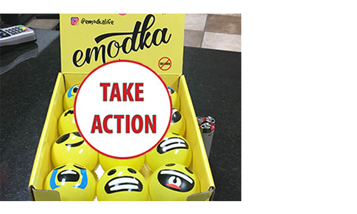 <span style='letter-spacing: 2px;'>TAKE ACTION: Get Emodka Off the Shelves</span>
