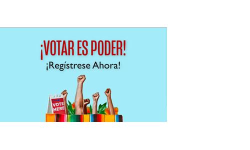 <span style='letter-spacing: 2px;'>Votar es Poder</span>