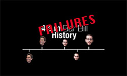 4 am bar bill's history of failures (failsons, to be precise)